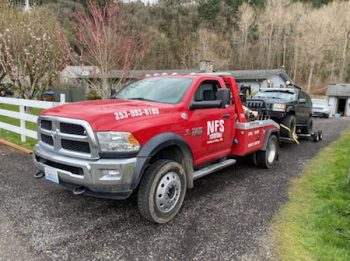 private property towing federal way