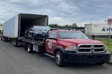 Tow Truck Spanaway WA